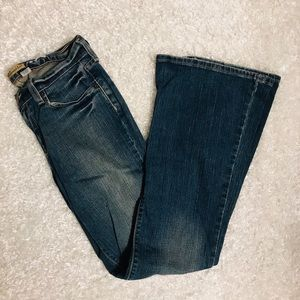 Old Navy Ladies Flare Jeans